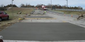 Ft. Knox Road Industrial Construction Concrete Project Kelsey Construction