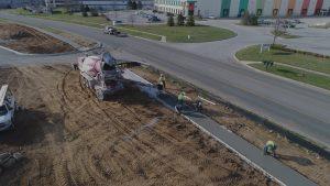 Kelsey Construction LLC Concrete Services Louisville KY